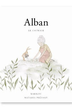 Alban Le courage