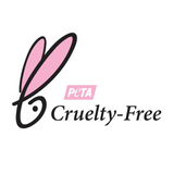 Certified cruelty free by peta