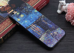 iPhone Case Decorative, inspired by famous paintings