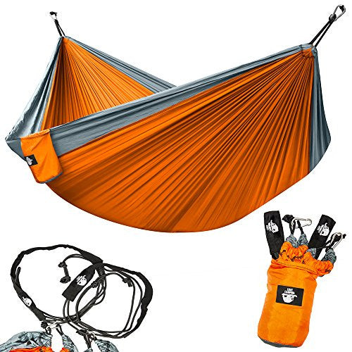 Legit Camping Double Hammock, Camping, Backpack