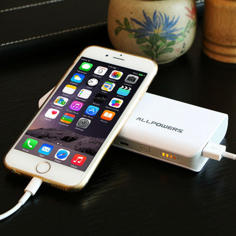 External Battery Pack Charger, for Cell Phones, Devices