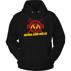 Limited Edition - Natural Born Griller 1