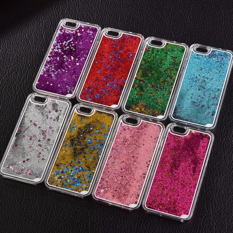 iPhone Case, Glitter for iPhone 5 5s 6 6s 6Plus