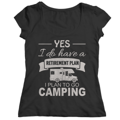 Limited Edition - Camping Retirement Plan