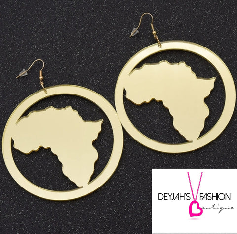 Auric Africa Earrings