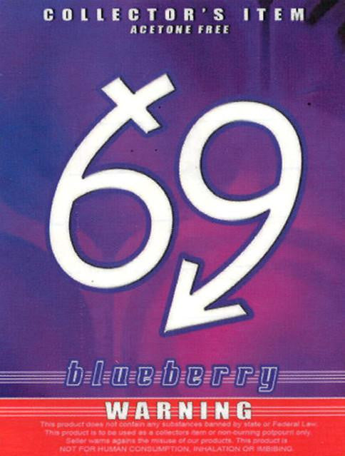 69 Blueberry - Classic