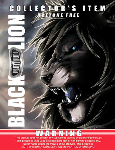 Black Lion - Platinum