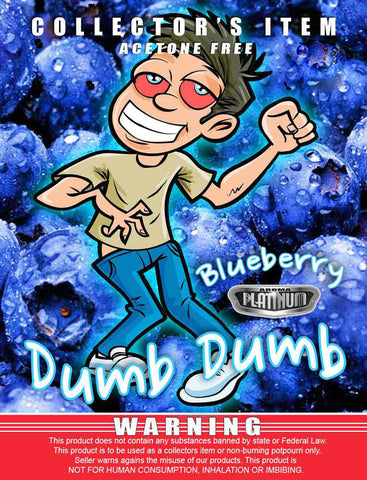 Dumb Dumb Blueberry - Platinum