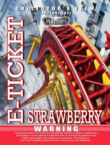 E-Ticket Strawberry - Platinum