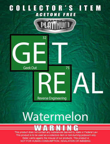 Get Real Watermelon - Platinum