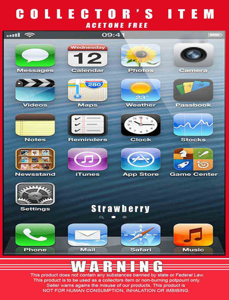 iPad Strawberry - Classic