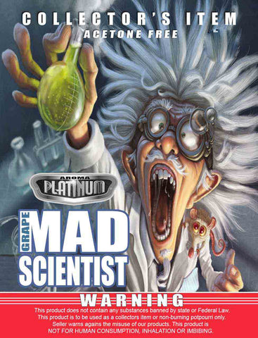 Mad Scientist Grape - Platinum