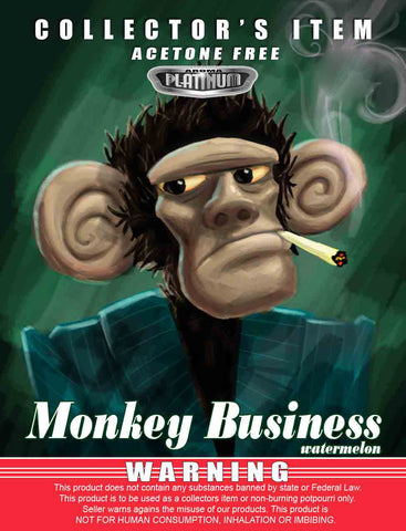 Monkey Business Watermelon - Platinum