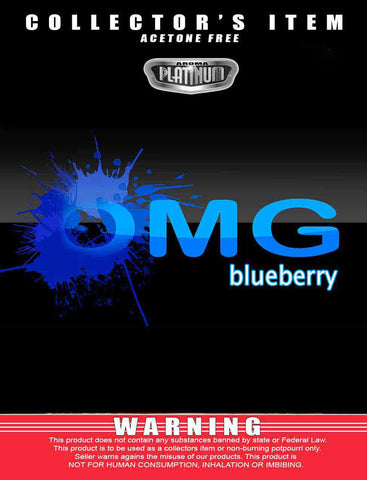 OMG Blueberry - Platinum