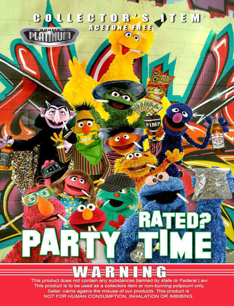 Rated? Party Time - Platinum