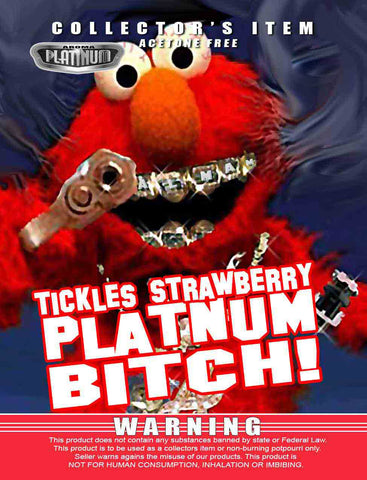 Tickles Strawberry - Platinum