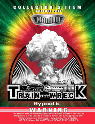 Train Wreck Hypnotic - Platinum