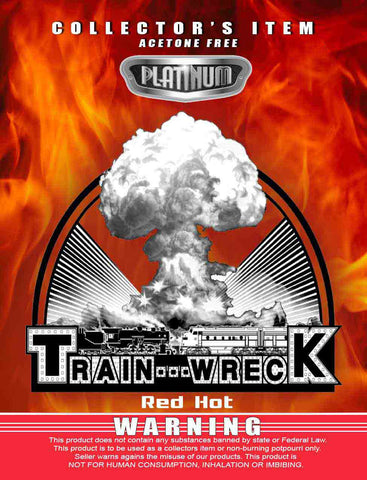 Train Wreck Red Hot - Classic