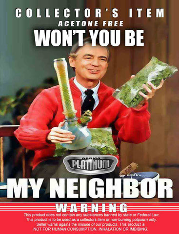 Wont You Be My Neighbor - Platinum