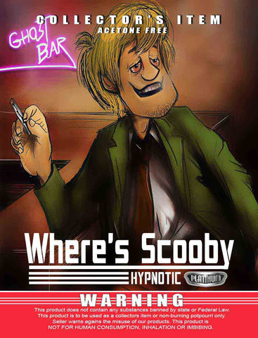 Wheres Scooby Hypnotic - Platinum