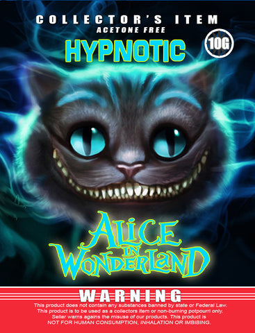 Alice in Wonderland Hypnotic - Classic