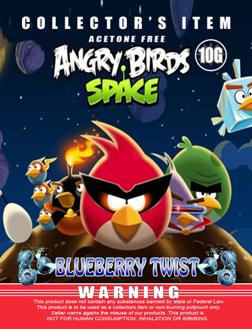Angry Birds Space Blueberry Twist - Classic