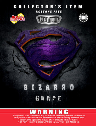 Bizarro Grape - Platinum