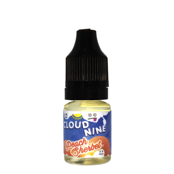 Cloud 9 Peach Sherbert Liquid Incense 5ML
