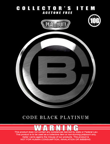 Code Black - Platinum