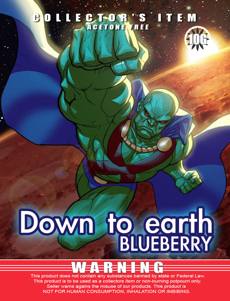 Down to Earth Blueberry - Classic