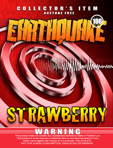 Earthquake Strawberry - Classic