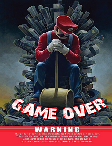 Game Over - Classic