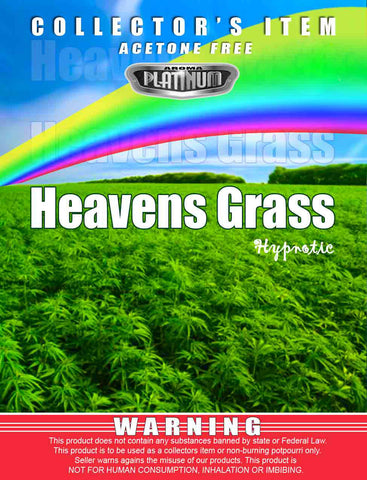 Heavens Grass Hypnotic - Platinum