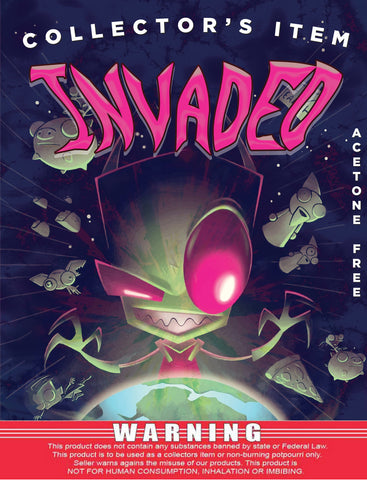 Invaded - Platinum