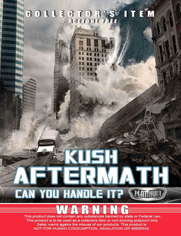 Kush Aftermath - Platinum