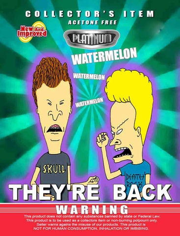They're Back Watermelon - Platinum