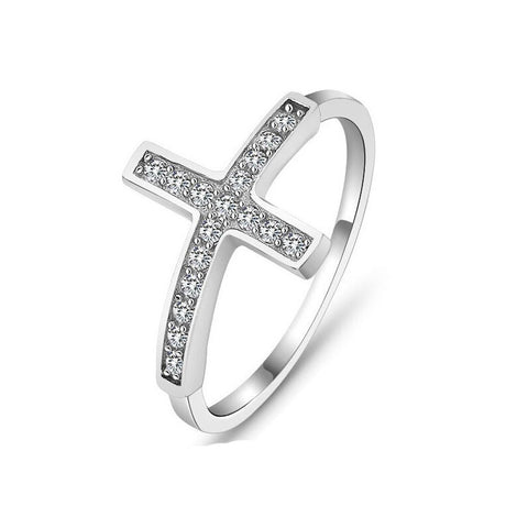 Cross Vintage Ring