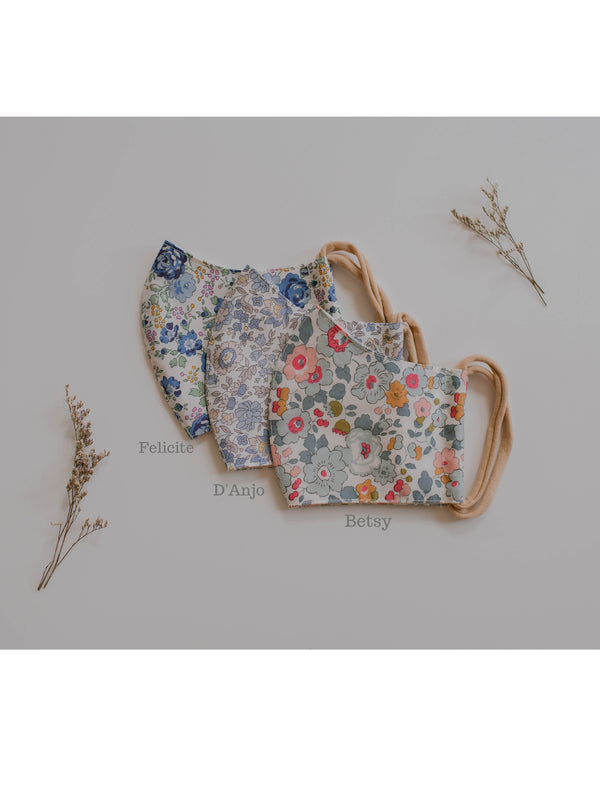 Liberty of London Floral Mask