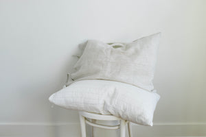 Linen Stripe Pillowcases