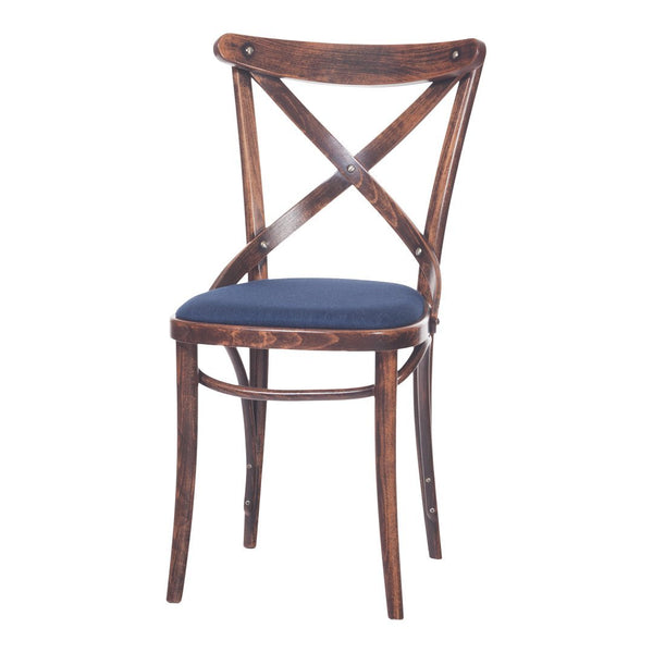Chair 150 - Seat Upholstered - Beech Frame