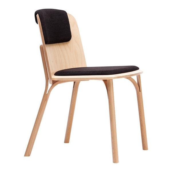 Chair Split - Seat Upholstered - Beech Frame