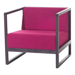 Armchair Casablanca 681 - Walnut Frame
