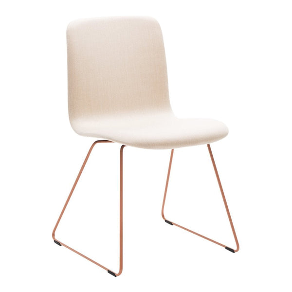 Sola Chair - Sled Base - Fully Upholstered