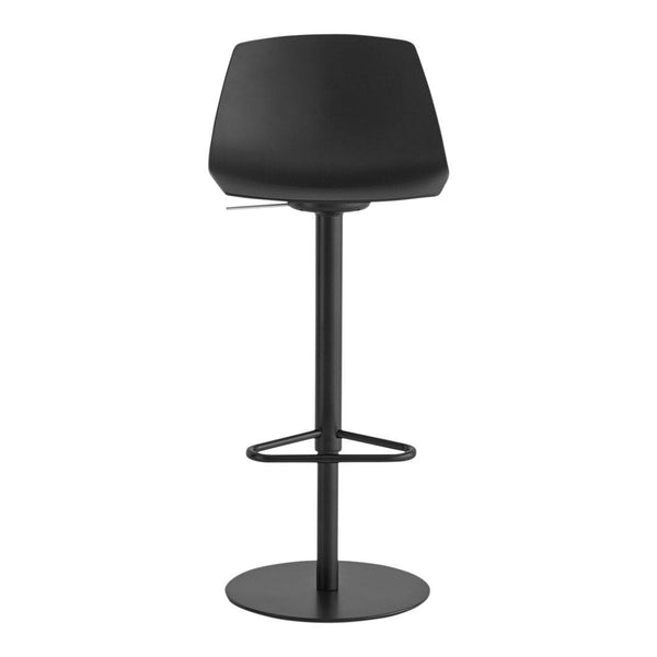 Miunn Bar Stool - Disc Base, Unupholstered