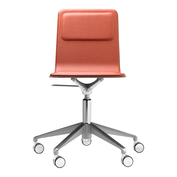 Laia 5 Legs Office Chair - Fully Upholstered