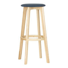 1.3 Bar Stool - Close Upholstered