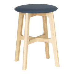 1.3 Stool - Close Upholstered