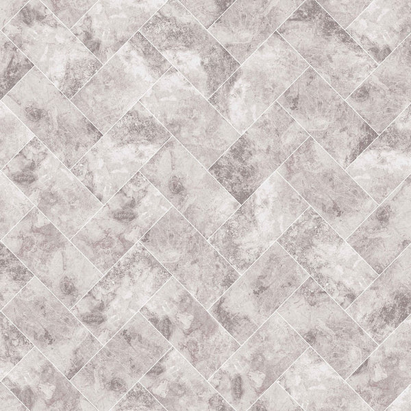 Travertino Taupe Wallpaper