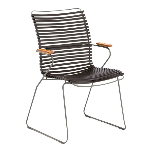 Click Outdoor Tall Back Dining Chair