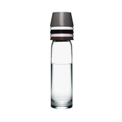 Cristal Carafe with 5 Cups